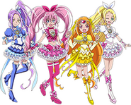 Perfil Suite Festival Pretty Cure
