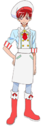 Perfil de Akira como pastelera