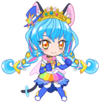 Puzzlun Sprite STPC Cure Cosmo Twinkle Style