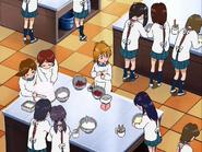 Clase cocina futari wa