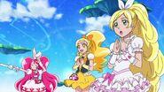 Equipo de Pretty Cure Pasteleras