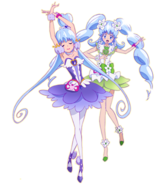 Princess ballet hula