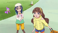 Yui Tells Kirara to Go