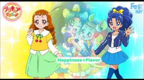 Happiness☆Flavor