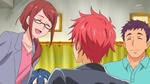HuPC03-Sumire tells Harry he's welcome anytime