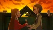 Aguri y Macoto