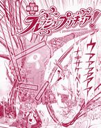 Nakisakebe torre de energia manga