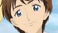 YPC511 Coco smiles at Nozomi