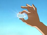 Daiki encuentra piedra