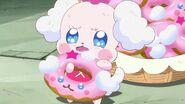 Pecorin protege los dulces de los Nendos