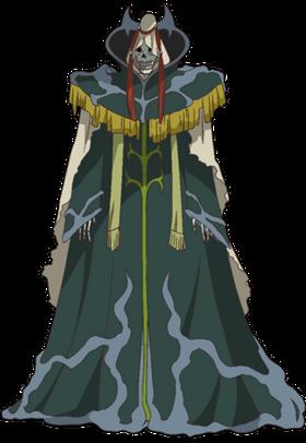 Perfil de Dokurokushe con su rostro revelado
