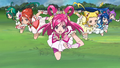 Precure 5+Milky Rose NS2