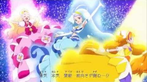 Go!プリンセスプリキュアOP「Miracle GO!プリンセスプリキュア」