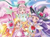 Magic Girls Pretty Cure!