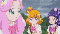 Mirai says they should eat Strawberry Melon Bread