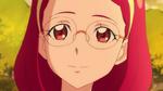 STPC18 Terumi smiles kindly at Hikaru