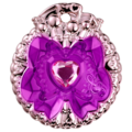 Violet Mirai crystal