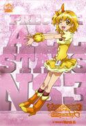 Cartel de Cure Pine en All Stars New Stage 3