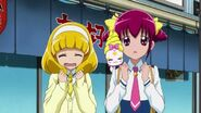 Miyuki recordando la promesa que hizo con Reika
