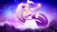 STPC15 The Sagittarius Princess appears in the sky