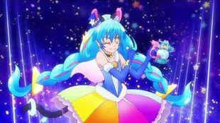 -1080p- -Aquarius- Precure Rainbow Splash