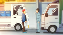 HuPC02-Truck drivers apoligize