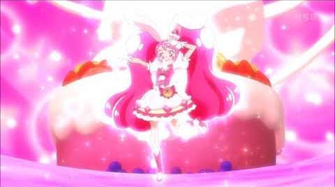 Kirakira☆Precure à la Mode sweet etude 1 Cure Whip Track01-0