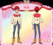 Perfiles de Akira Kenjou (Toei Animation)