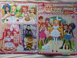 Pretty Cure Anime Magazine comic