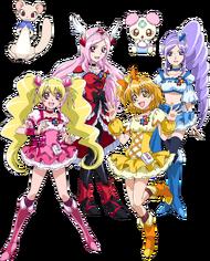 Fresh Pretty Cure! Perfil Haru