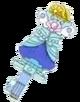 Mermaid key 01