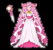 Perfil de la Princesa Estrella de Tauro (TV Asahi)
