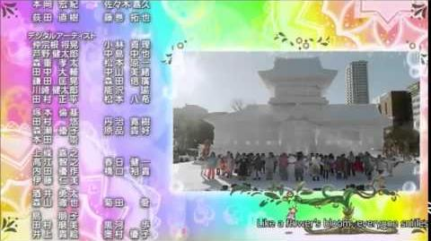 Pretty Cure All stars Haru No Carnival ending