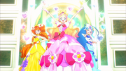 GPPC Ending DreamingPrincess Pretty Cure