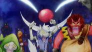 Pierrot y los generales del badf end