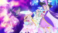Pretty Cure Extreme Rainbow