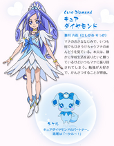 Cure Diamond Ashai prof.alt