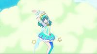 STPC37 Milky as Mihoshi Green