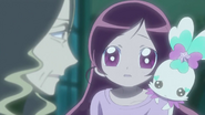 Tsubomi consigue despertar a su abuela
