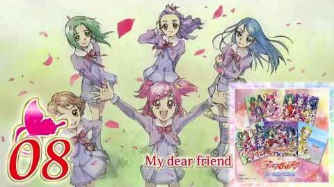 Yes! Precure 5 Go Go! Vocal Best!! Track08