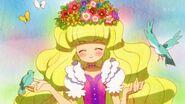 La Princesa de las Flores