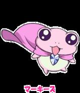 Pretty Cure Max Heart Movie1 Marquis pose