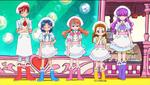 KKPCALM08 - Girls at the KiraKira Patisserie