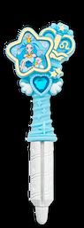 Pluma Princesa Color Estelar de Leo (Bandai)