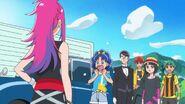 Wild Azur encuentra a Misaki