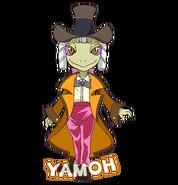 Yamoh perfil toei