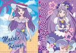 Lawson Star Twinkle Summer Collab Madoka Selene A4 Clear File