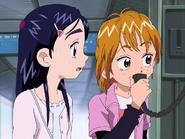 Nagisa usa megafonia indicar ryouta