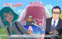 Pretty Cure Online STPC wall star 40 1 S