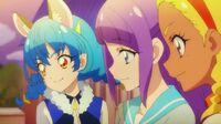 STPC40 Yuni, Madoka and Elena watch over Lala
